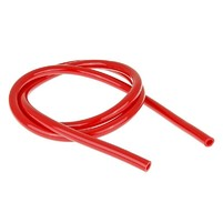 Benzínová hadička červená 1 m - 5x9mm