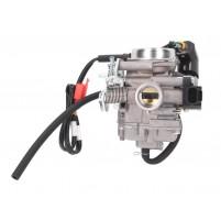 Karburátor Dellorto pro 50 ccm Kymco, SYM, Peugeot, GY6 Euro4