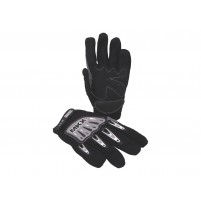 Rukavice MKX Cross černé - vyberte z nabídky: