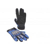 Rukavice Mokix Cross modré - vyberte z nabídky: