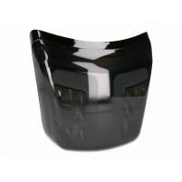 Zadní tónované světlo Power1 LED, lesklá černá pro Vespa GTS