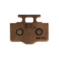 Brzdové destičky NHC pro SUZUKI ( K5041-CU1)