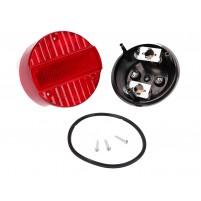 Zadní světlo 120 mm s osvětlením RZ pro Simson S50, S51, S70, SR50, SR80, KR51, MZ
