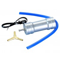 Polini Boost Bottle hliníkový mat - univerzální