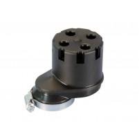 Vzduchový filtr Polini 46 mm pro Peugeot 103, 104, 105, GL 10, SPX 50