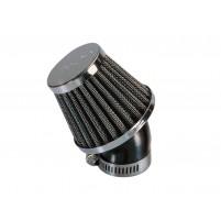 Vzduchový filtr Polini Vzduchový filtr 35mm 30 ° chrom