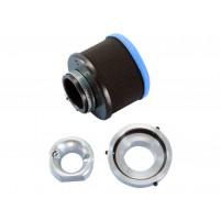 Sada vzduchového filtru Polini pro Vespa PX 125, 150 s karburátorem Dellorto SI 20/20 D