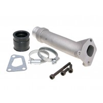 Příruba sání Polini 24 / 28,5 mm pro Vespa 50 HP, FL2, XL, 125 ETS, PK, XL s karburátorem CP