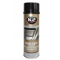 Antikorozní sprej na podvozek automobilu BODY K2 0,5L