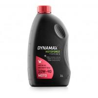 Automobilový olej 10W40  DYNAMAX MF 4T SUPER 1L