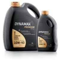 Polosyntetický olej 10W40  DYNAMAX UNI PLUS 5L