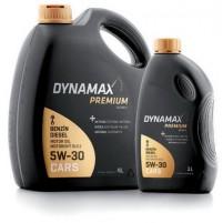 Automobilový olej 5W30 DYNAMAX PREM. ULTRA F. 1L