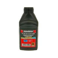 Brzdová kapalina Ferodo DOT 4 - 500 ml