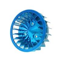 Ventilátor modrý pro Minarelli horizontální, Keeway, CPI, 1E40QMB