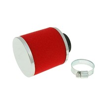 Vzduchový filtr 28mm/35mm červený