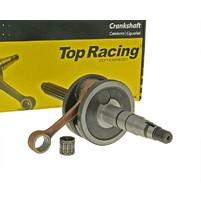 Klikový hřídel Top Racing full circle high quality pro 12mm piston pin pro CPI E2
