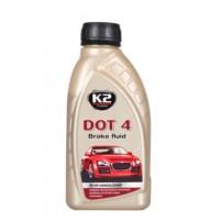 Brzdová kapalina K2 DOT4 0,5L