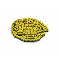 Řetěz VOCA vyztužený žlutý 420 x 136 čepů