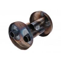 Tlumící dvojitá vložka výfuku tlumiče pro Simson S50, S51, S70, SR50