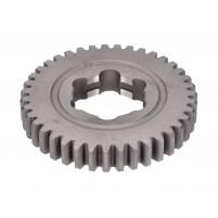 Kolečko převodovky s 39 zuby, 2  / 3 rychlost pro Simson S51, S53, S70, S83, SR50, SR80, KR51 / 2, M531, M541, M741