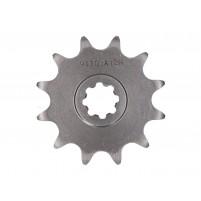 Řetězové kolo AFAM 12 zubů 415 pro Aprilia AF1, Classic, Europe, RS50, RX3, 5 rychlostí