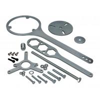 Přípravek demontáži a montáži variátoru a spojky Easyboost pro Honda Forza, PCX, SH, Foresight, Peugeot SV250