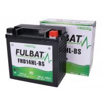Baterie Fulbat FHD14HL-BS GEL pro Harley Davidson