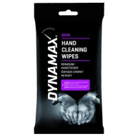 Vlhčené ubrousky na ruce Dynamax 24ks