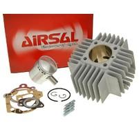 Válec Airsal racing  68cc pro Puch Maxi s krátkými chladícími žebry (starší model)