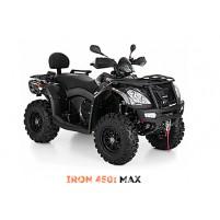 IRON 450i MAX 4x4