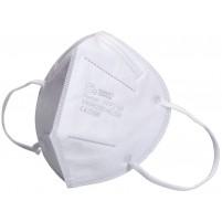 Rouška-respirátor  FFP2 5vrstvá s nosní sponou