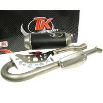 Výfuk Turbo Kit Quad / ATV 4T s homologací pro Kymco KXR, MXU, Maxxer 250/300