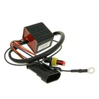 Lambda emulator Malossi TC unit O2 controller pro Vespa, Aprilia, Derbi