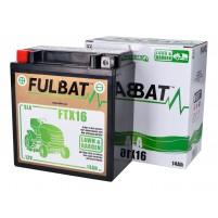 Baterie Fulbat FTX16 GEL