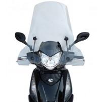Plexi Fabbri s montážní sadou pro Kymco People 125/300 GTi 10-