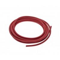 Kabel zapalování 7 mm červený  0,5 m