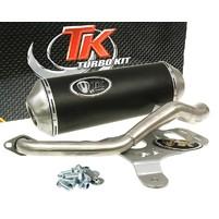 Výfuk Turbo Kit GMax 4T s homologací pro Yamaha Cygnus X, Flame X