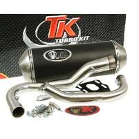 Výfuk Turbo Kit Buggy s homologací pro PGO Bugrider 250