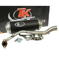 Výfuk Turbo Kit GMax 4T s homologací pro Kymco Downtown 125