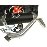 Výfuk Turbo Kit GMax 4T s homologací pro Honda S-Wing, Pantheon 125/150cc