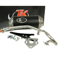 Výfuk Turbo Kit GMax 4T s homologací pro Honda Zoomer, Honda Ruckus