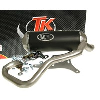 Výfuk Turbo Kit GMax 4T s homologací pro Kymco Grand Dink 125, 150