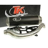 Výfuk Turbo Kit GMax 4T s homologací pro Suzuki Burgman 400 (-02)