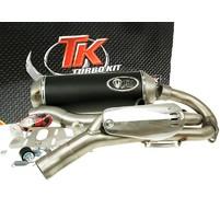 Výfuk Turbo Kit Quad / ATV s homologací pro Yamaha YFM 700 Raptor