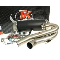 Výfuk Turbo Kit Quad / ATV s homologací pro Suzuki LTR 450