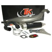 Výfuk Turbo Kit Quad / ATV 2T pro Adly 50cc