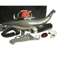 Výfuk Turbo Kit Quad / ATV 2T pro Adly Supersonic 50cc