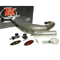Výfuk Turbo Kit Carreras 80 pro Derbi D50B0, EBE, EBS