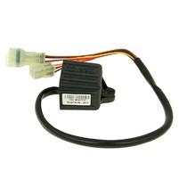 Lambda emulator Malossi TC unit O2 controller pro Honda 125i, 150i