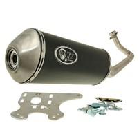 Výfuk Turbo Kit GMax 4T s homologací pro Yamaha Majesty 125, 150